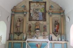 kapelletje in Auzances