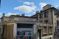 een oude worstfabriek