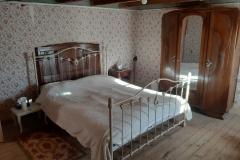 slaapkamer aan kant